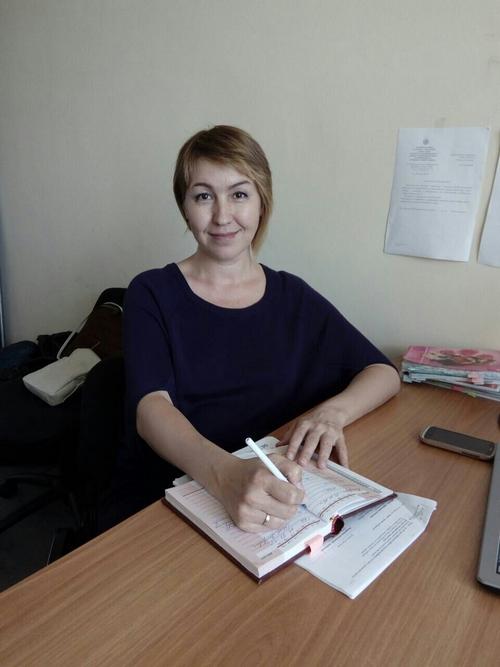 Итяксова Зоя - Председатель правления