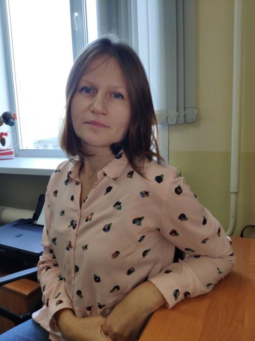Мартынова Ирина — социальные сети